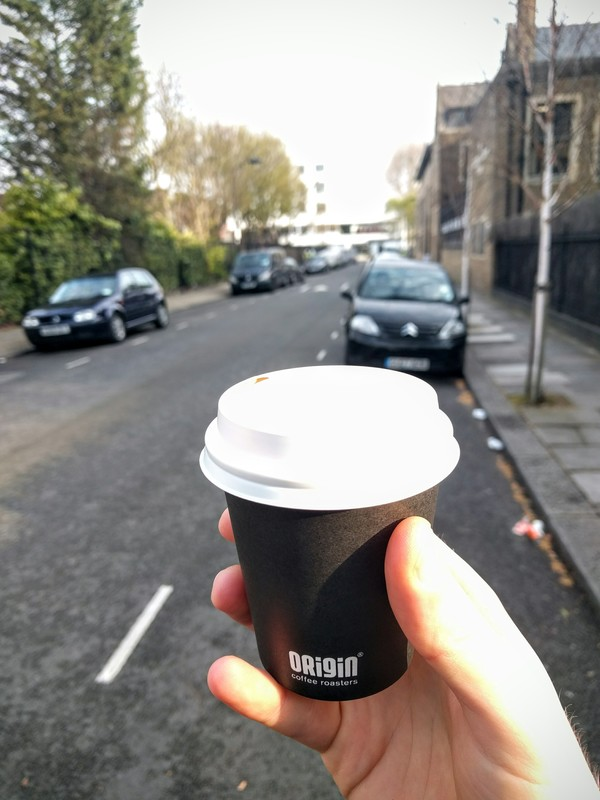 Review Origin Coffee The Aircraft Factory Hammersmith