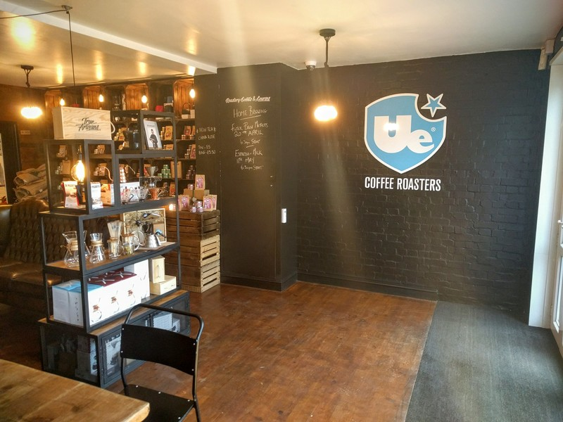 Review Ue Coffee Roastery Witney Bean There At Coffee Blog