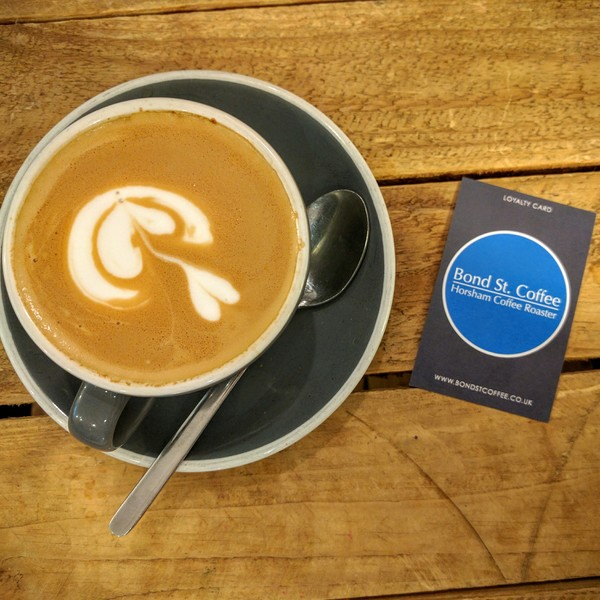 Review Bond St Coffee Brighton Bean There At Coffee Blog