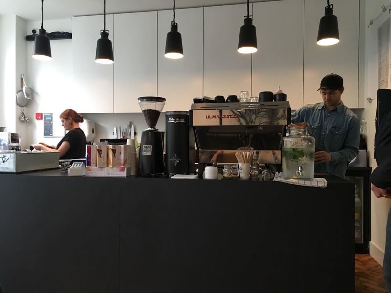 Review Over Under Coffee Earls Court Bean There At