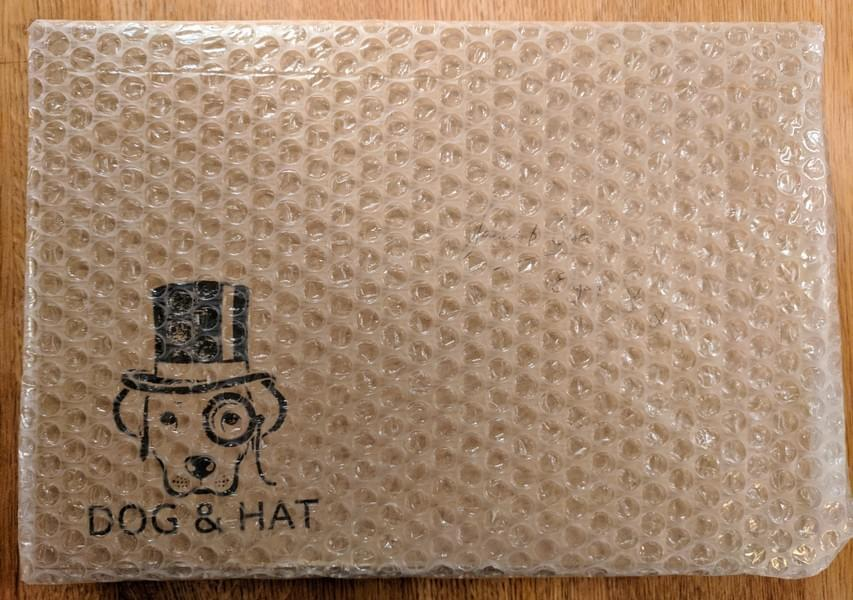Subscription Review Dog And Hat Coffee Bean There At
