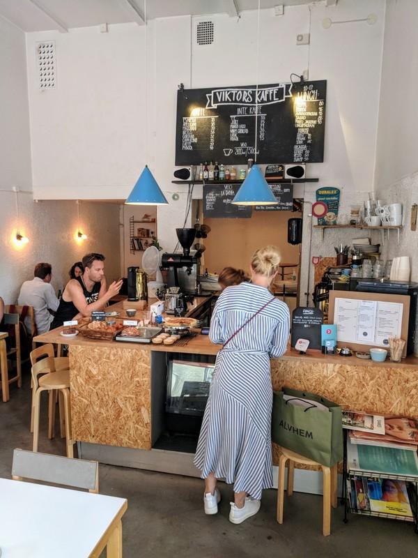 victors cafe göteborg
